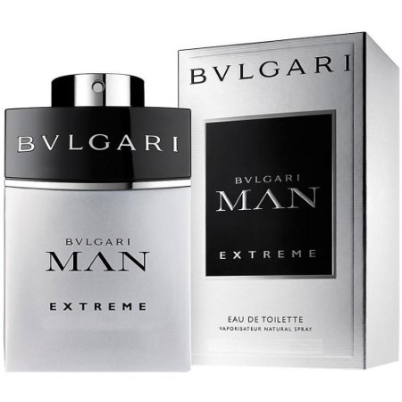 Perfume Bulgari Man Extreme  Eau De Toilette - Masculino 100Ml