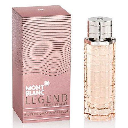 Perfume Legend Pour Femme EdiçãolimitadaEau de Toilette - Feminino 50ml