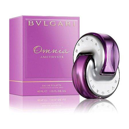 Perfume Bvlgari Omnia Amethyste Eau de Toilette - Feminino 65ml