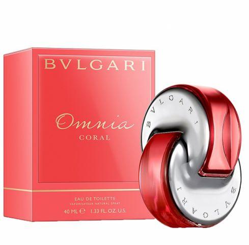 Perfume Bvlgari Omnia Coral Eau de Toilette - Feminino 65 ml