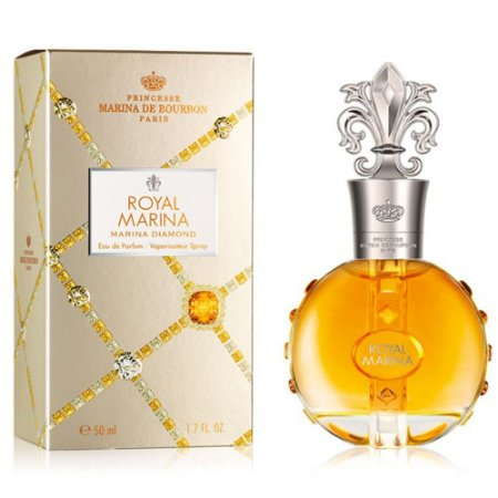 Perfume Royal Marina Diamond Marina de Bourbon Eau de Toilette - Feminino 100ml