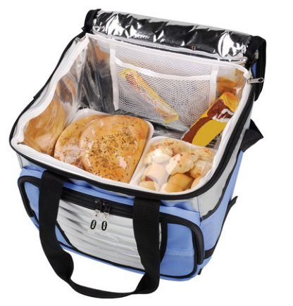 Bolsa Térmica Ice Cooler 24 Litros Mor Até 32 Latas Camping Viagem - MOR