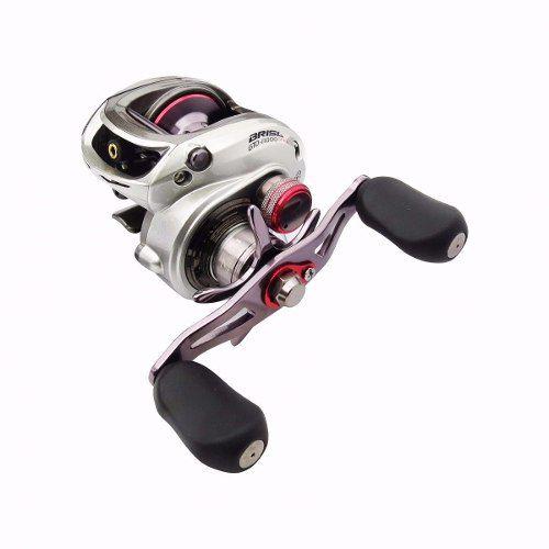 Carretilha Pesca Brisa Gto 11000 Marine Sports -  11 Rolamentos Super Velocidade 7.3:1