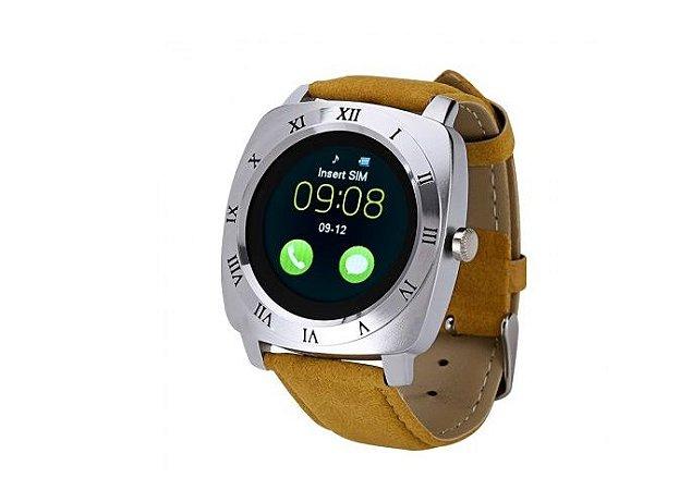 Relógio Smart Watch Iradish X3 - Camera - Bluetooth