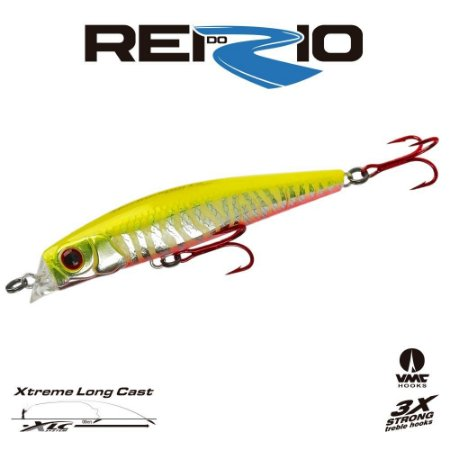 Isca Artificial Marine Sports Rei do Rio 80 - 8cm 8,5g