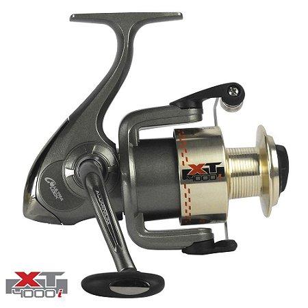 Molinete de Pesca Marine Sports XT 4000 Com 4 Rolamentos