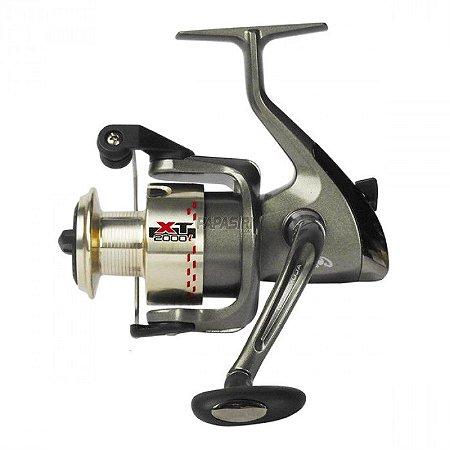 Molinete de Pesca Marine Sports XT 2000 Com 4 Rolamentos