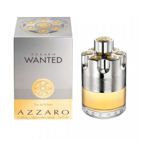 Perfume Azzaro Wanted Masculino 100ml