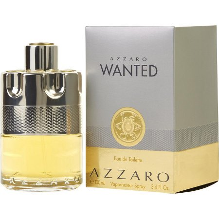 Perfume Azzaro Wanted Masculino 50ml