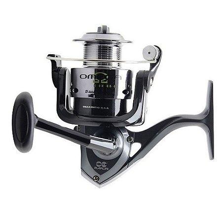 Molinete de Pesca Maruri Omega 5000 Com 5 Rolamentos