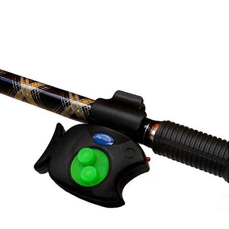 Alarme de pesca Sonoro e Luminoso Albatroz LK-1108