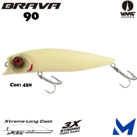 Isca Artificial Brava 90 Marine Sports Cor 450