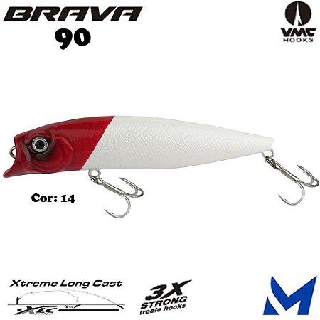 Isca Artificial Brava 90 Marine Sports Cor 14