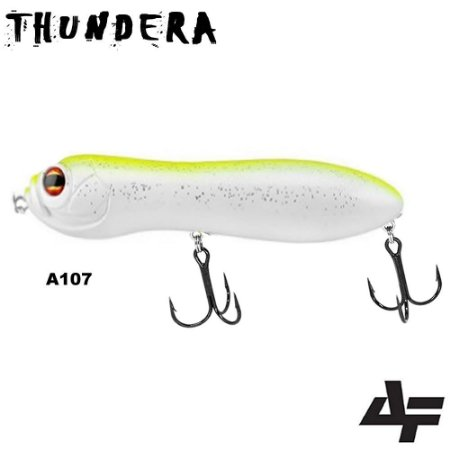 Isca Artificial Albatroz Thundera Zig Zara 13cm 30g Cor A107