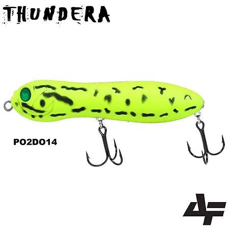 Isca Artificial Albatroz Thundera Zig Zara 13cm 30g Cor P02D014