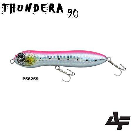 Isca Artificial Albatroz Thundera Zig Zarinha 9cm 10g Cor P58259
