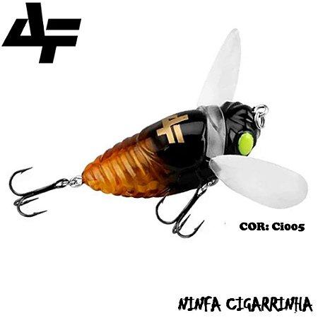 Isca Artificial Albatroz Nynfa Cigarrinha Floating Cor Ci005