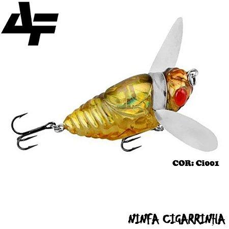 Isca Artificial Albatroz Nynfa Cigarrinha Floating Cor Ci001