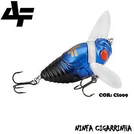 Isca Artificial Albatroz Nynfa Cigarrinha Floating Cor Ci009