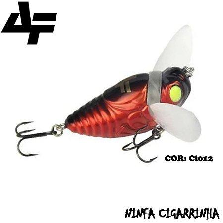Isca Artificial Albatroz Nynfa Cigarrinha Floating Cor Ci012