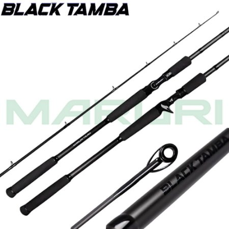 Vara Para Carretilha Maruri Black Tamba BT-C902 30-60Lbs 2,70mtS