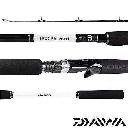 Vara Para Carretilha Daiwa Lexa Lx-902hfb-br 2,70m 20-50lbs Ideal Para Pesqueiros