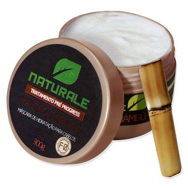 Máscara de Hidratação -  Manteiga de Bambú - 300g