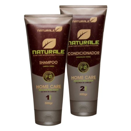 Kit Linha Home Care - Shampoo +  Condicionador - 300g