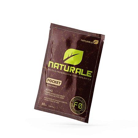 Naturale - Sache Pocket 80ml - Passo 2