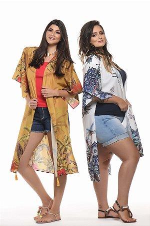 Kimono Estampado Ping