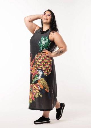 Vestido Regata Liganete Tucano