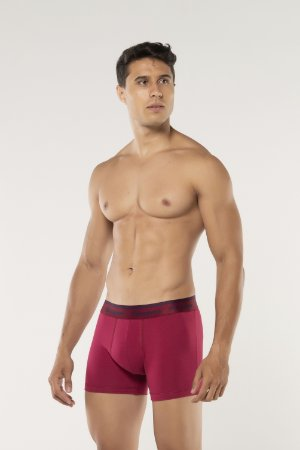 Boxer Cotton com Elastano