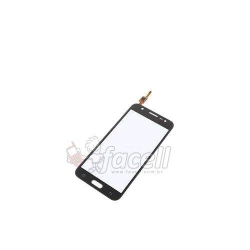 Touch Samsung Galaxy J5 Grafite - 1ª Linha