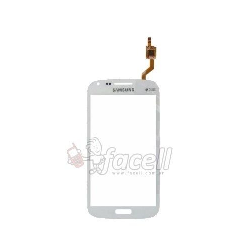 Touch Samsung Galaxy Core Duos 8262 Branco - 1ª Linha