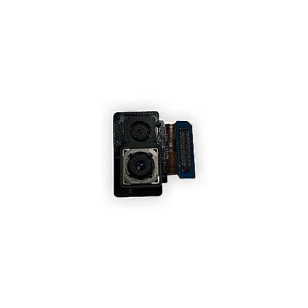 Câmera Traseira de Reposição P/ Samsung Galaxy J8