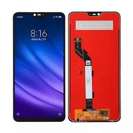 Frontal Tela Display Touch Xiaomi Redmi Mi 8 Lite - 1ª Linha