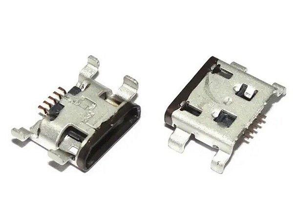 Conector de carga Moto G/Moto E (Original)