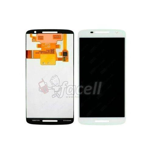 Touch + LCD (Frontal) Motorola Moto X Play XT1563 Branco - 1ª Linha