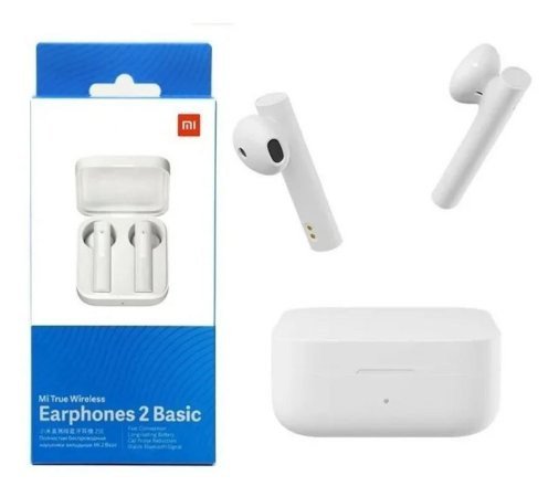 Earphones 2 Basic Mi True Wireless Xiaomi