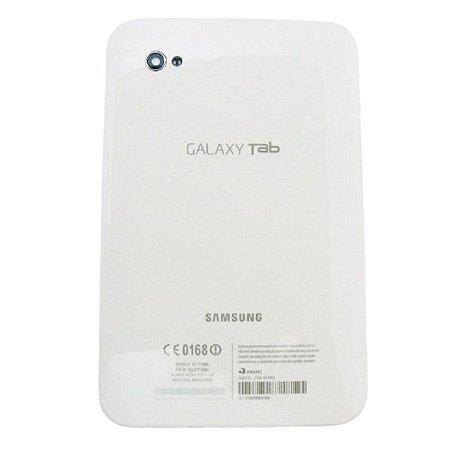 Carcaça Tampa Traseira Tablet Samsung Gt-P1010 P1000