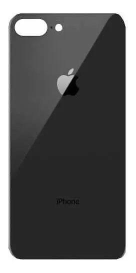 Tampa Traseira Iphone 8 Plus Preta