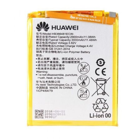 Bateria Huawei P20 Lite/P9 Lite Hb366481Ecw