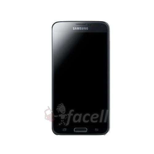 Touch + LCD (Frontal) Samsung S5 9600 / G900 - Preto