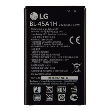 Bateria Lg K10 2016 Bl-45A1H *Aaa*