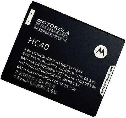 Bateria Moto C - Hc40 Original