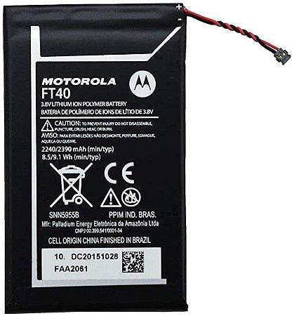 Bateria Moto E2 Ft40