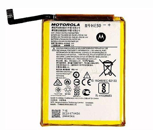 Bateria Moto E4 Plus - He50 *Aaa*