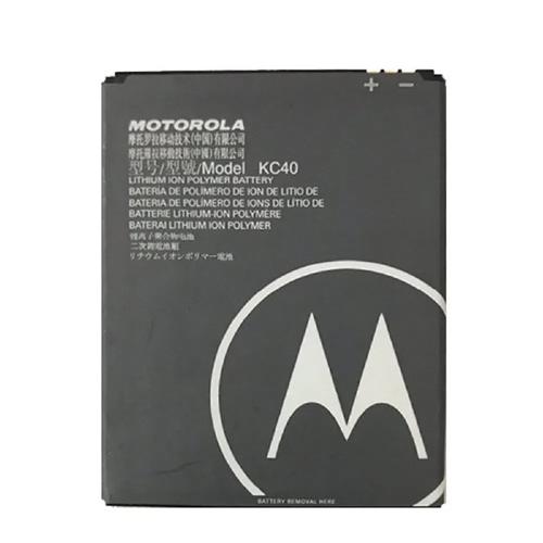 Bateria Moto E6 Plus - Kc40 *Aaa*