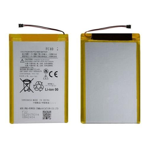Bateria Moto G3 - Fc40 C/ Cartela