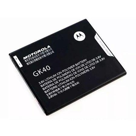 Bateria Moto G4 Play/ G5 - Gk40 C/ Cartela